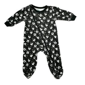 🔥10/$20 Disney Mickey Mouse Footed Sleeper 6m